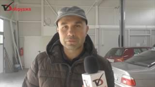 Италианска техника ползват за колите в автосервиз Радичков