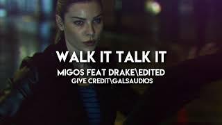 walk it talk it migos feat drake