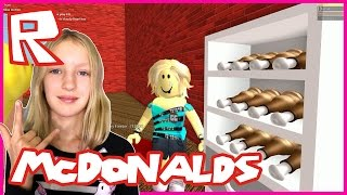 Yummy Chicken in McDonald's Tycoon / Roblox