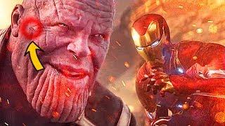 ¿La Gota de Sangre de Thanos Oculta un Secreto?! -Teoria Infinitywar