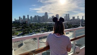 Disney Cruise Embarkation Day!!!! Sail A-Wave - Disney Magic - 2019