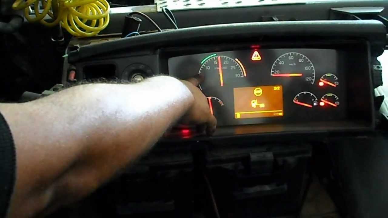 Como Fucionar Um Motor Do Volvo Fh D12d D12c D13