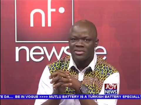 Poorly Paid and Only 32 Lawyers Offering Legal Aid? - Samson's Take on JoyNews (24-2-18)