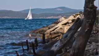 Озеро Тургояк (слайд-шоу). www.turgoyak.com(, 2012-03-25T10:50:21.000Z)