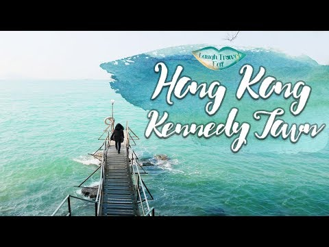 A half day visit to Kennedy Town, Hong Kong