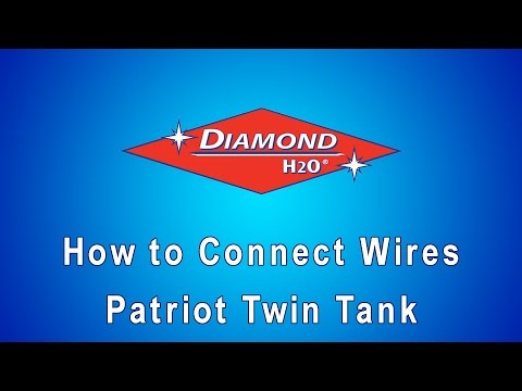 How to Connect Wires On Twin Patriot Water Softener