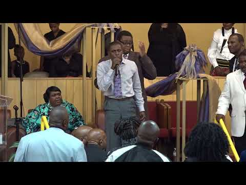MK Productions - Dr. Vanessa Bell Armstrong Prophecy, 6pm Service 8-20-17