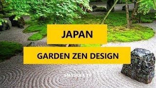 50+ Amazing Japan Garden Zen Design Ideas 2018