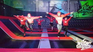 Air Extreme Crew takes on Thriller