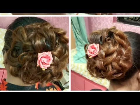 fancy-jora-stylish-jora-party-hair-style