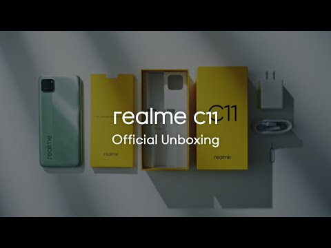 realme C11 | Official Unboxing