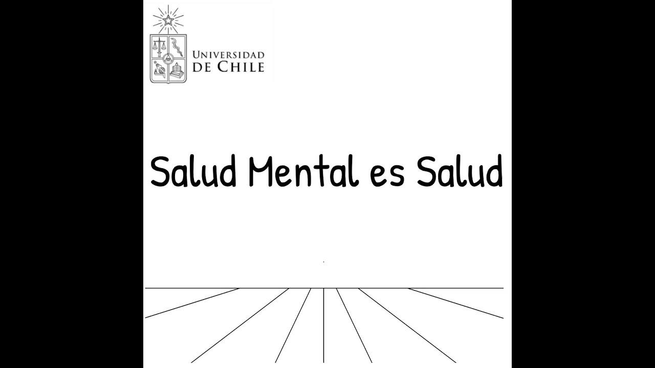 #SaludMentalEsSalud