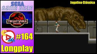 Game Gear Longplay The Lost World Jurassic Park