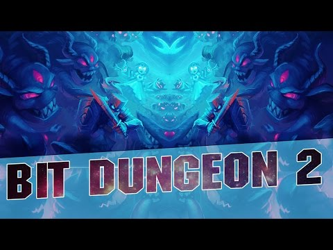 bit-dungeon-2-gameplay---new-steam-game-(developer:-kintogames---bit-dungeon-ii)