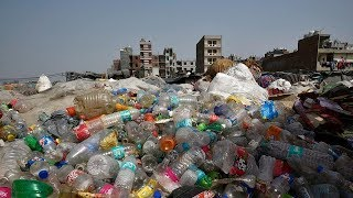 India holds off ban against single use plastics to combat pollution