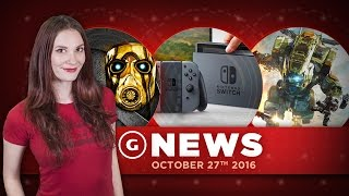 Titanfall 2 Won't Have Season Pass & Nintendo Switch Details! - GS Daily News