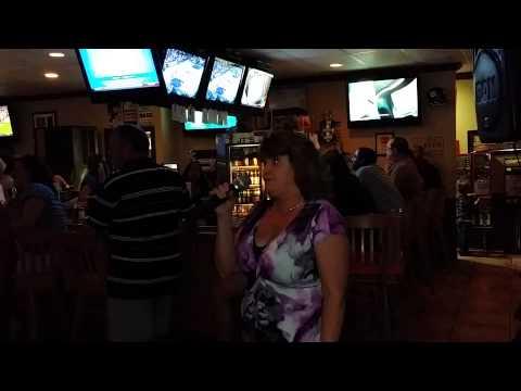 JTs Karaoke Night 11 16   Michelle
