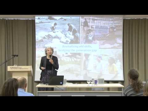 Dr. Karen Litfin. E2C2 in Ecovillages: Integrating Ecology, Economics, Community and Consciousness
