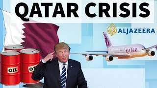Qatar Diplomatic Crisis -  देशों ने तोड़ा कतर से रिश्ता - जानिए भारत पर क्या पड़ेगा इसका असर