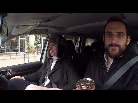 Carpool With The Captain | Calvert