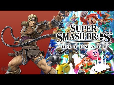 Out of Time Castlevania New Remix - Super Smash Bros Ultimate Soundtrack