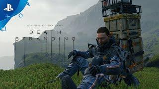 Death Stranding - Hardwork Short Trailer | PS4