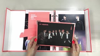 Download BTS MEMORIES OF 2019 DVD UNBOXING
