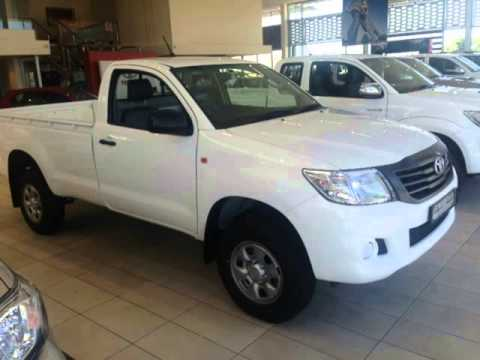 2015 Toyota Hilux 2 5d4d Rb Single Cab Srx New Auto For
