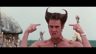 Белый дьявол — «Эйс Вентура 2» Лучшие моменты!