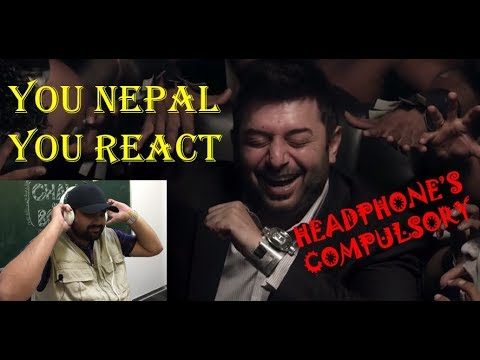 You Nepal You React | Song 2 | Theemai Thaan Vellum ( Evil Always Wins)