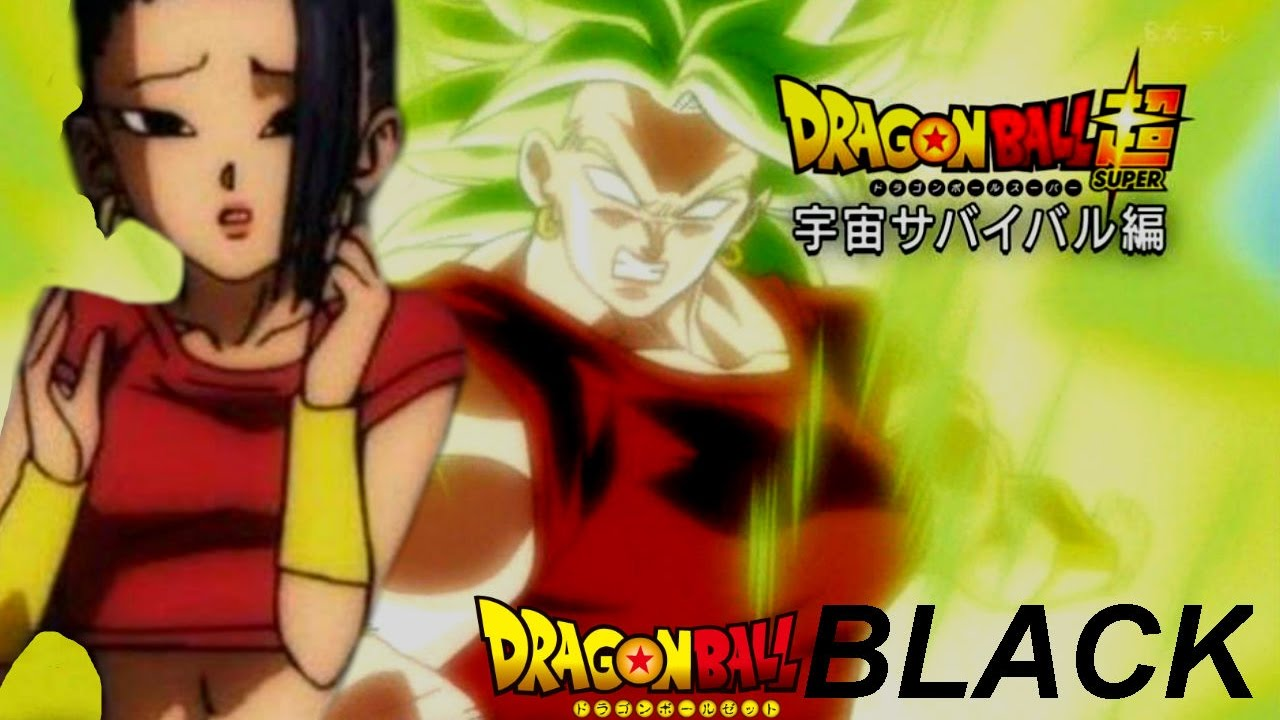 Does The Female Broly Look Bad Universal Survival Arc Dragonball Super