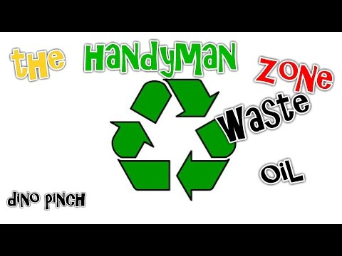 Recycle Waste Oil in Home Video