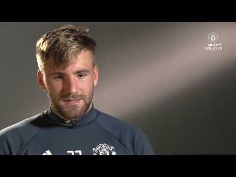 Luke Shaw & Ander Herrera interview