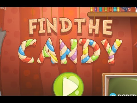 Find The Candy Level1-20 Walkthrough