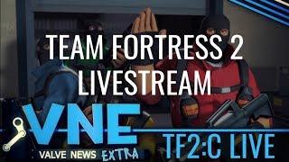 Team Fortress 2 Classic Update Livestream!