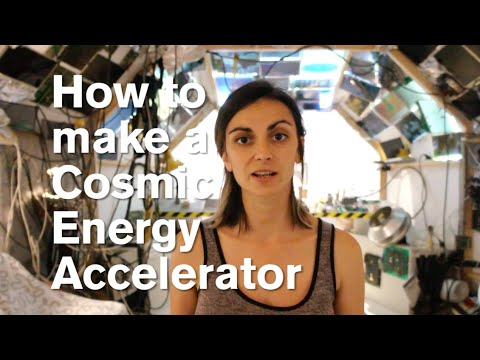 How to make a Cosmic Energy Accelerator
