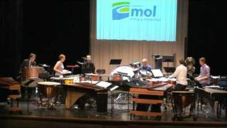 Mol Percussion Orchestra op Percumol 2011