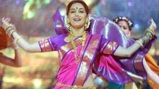 Madhuri Dixit's lavani moves