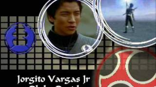 Power Rangers Ninja Storm Opening 5
