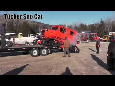 New Hampshire Vintage Snow Machine Meet