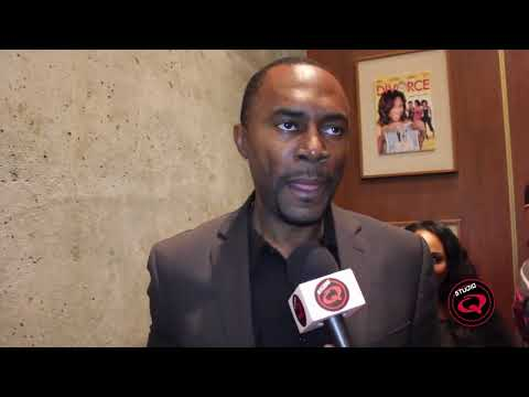 Richard Brooks Talks BET's Being Mary Jane
