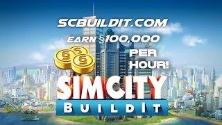 SimCity BuildIt Money Tip - Bulldoze Method - §100,000 Per Hour