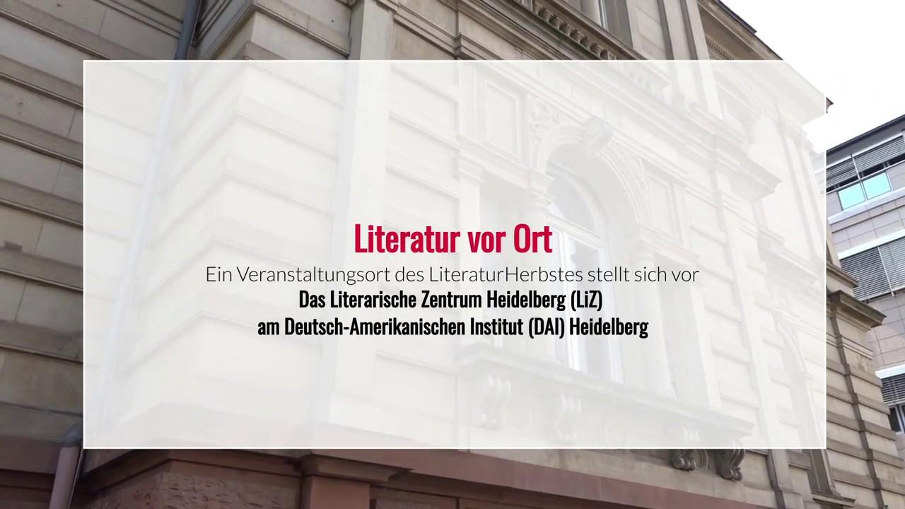 Literaturherbst Heidelberg