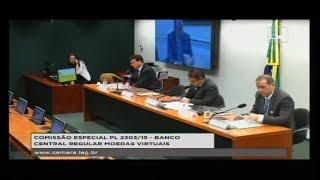 PL 2303/15 - BANCO CENTRAL REGULAR MOEDAS VIRTUAIS - Audiência Pública - 12/12/2017 - 14:58