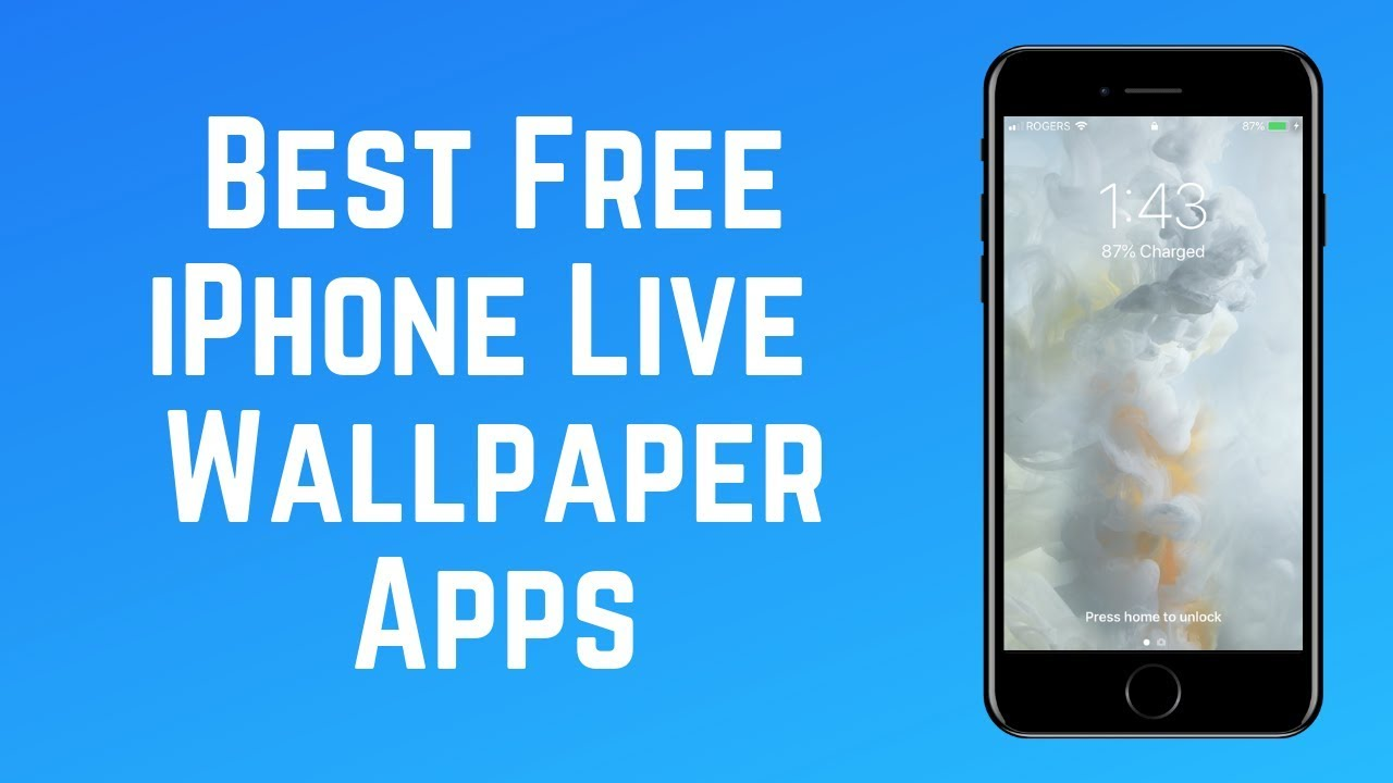 Live Wallpaper Apps for iOS