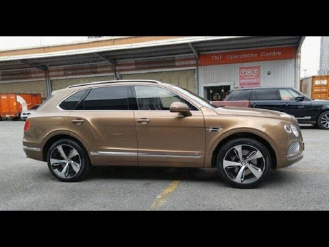 $950.000 Buy a Bentley Bentayga in Vietnam