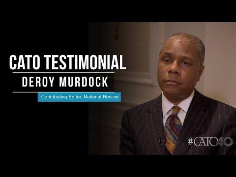 Cato Testimonial: Deroy Murdock