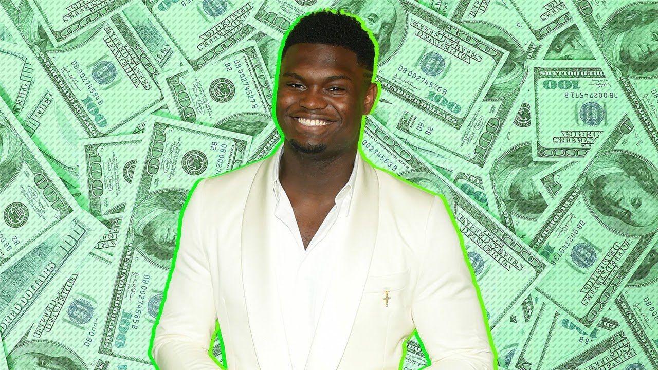 How Zion Williamson will become a billionaire | SportsPulse