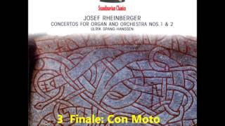 Rheinberger  Organ Concerto No.1