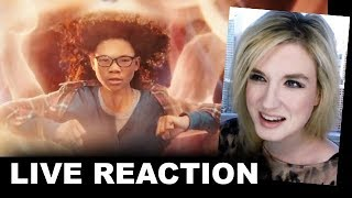 A Wrinkle in Time Trailer REACTION